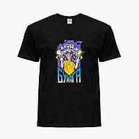 Детская футболка для мальчиков блогер Влад Бумага А4 (blogger Vlad A4) (25186-2617) Черный , фото 1