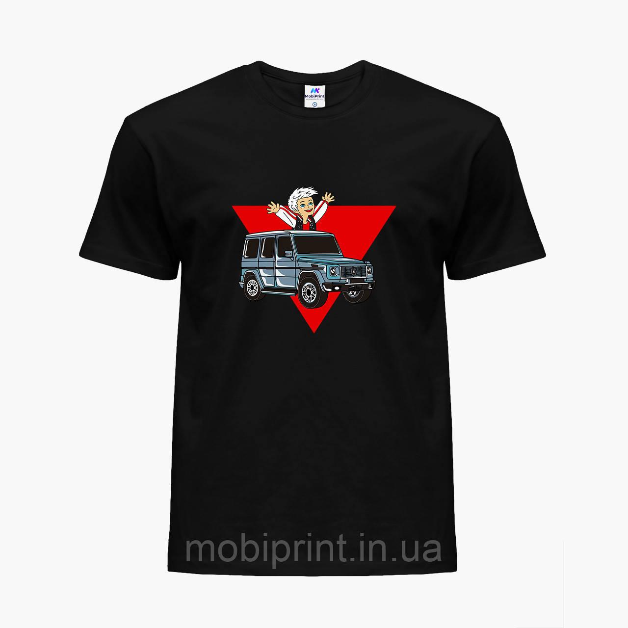 Детская футболка для мальчиков блогер Влад Бумага А4 (blogger Vlad A4) (25186-2618) Черный