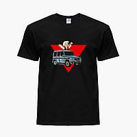 Детская футболка для мальчиков блогер Влад Бумага А4 (blogger Vlad A4) (25186-2618) Черный , фото 1