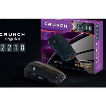 Радар-детектор Crunch 2210*