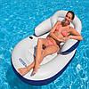 Пляжное надувное кресло Comfy Cool Lounge Intex 58864 (180х135 см. )