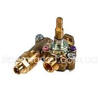 Кран газовий турбо пальника до варильної панелі Electrolux 3577306909