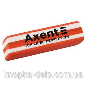 Ластик 1184-А двухцветный из термопластичной резины.Штрих-код на ластике. Упаковка: картонный дисплей.