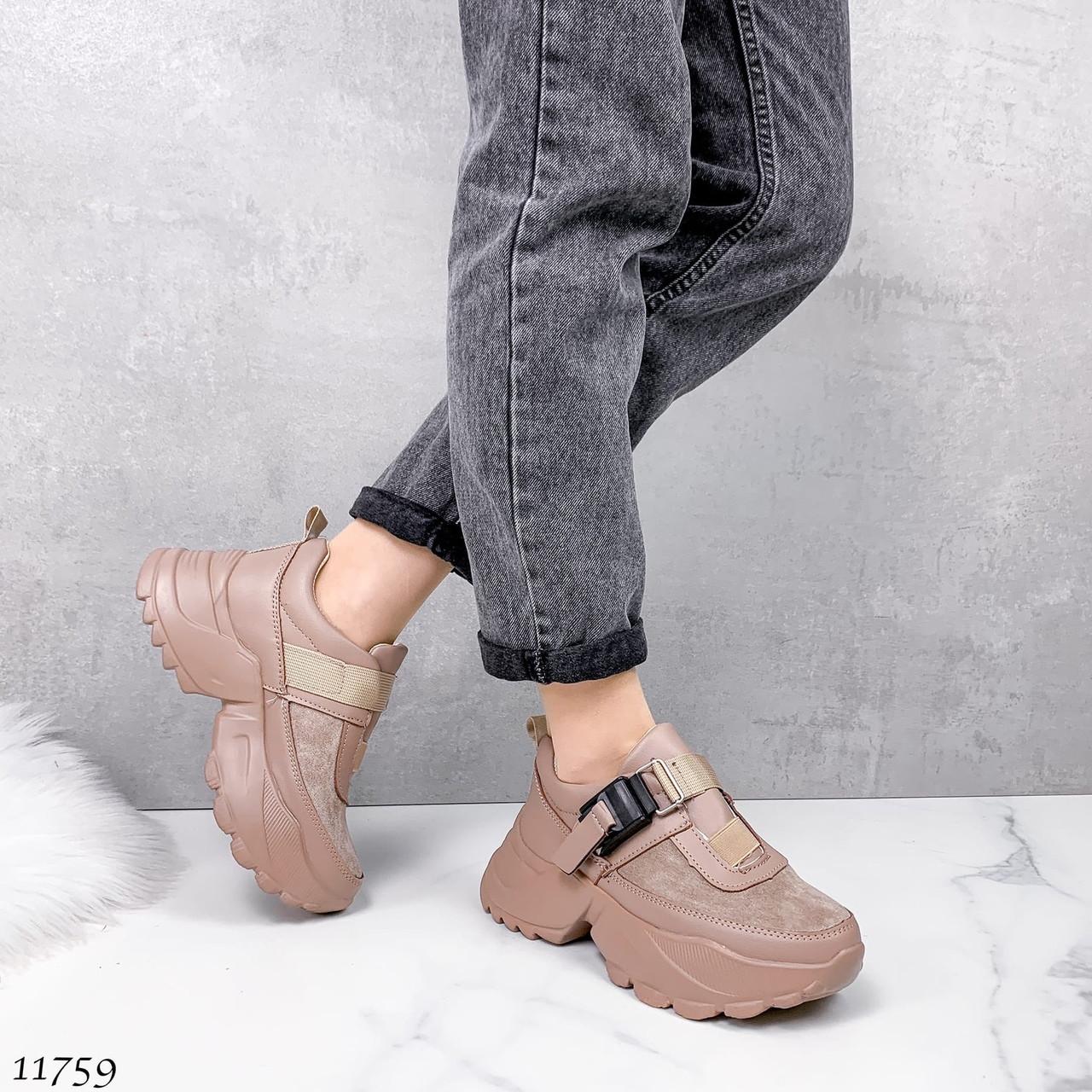 Популярные модные кроссовки 11759 (ЯМ)