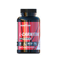 L-Карнітин 60 капсул ТМ Ванситон / Vansiton