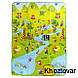 Детский двухсторонний коврик для игр С 36555, фото 2
