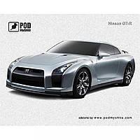 Коврик для мышки Podmyshku Nissan GT-R