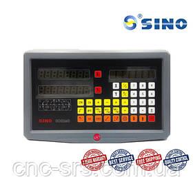 2 оси TTL 5 вольт LЕD устройство цифровой индикации SDS6-2MS