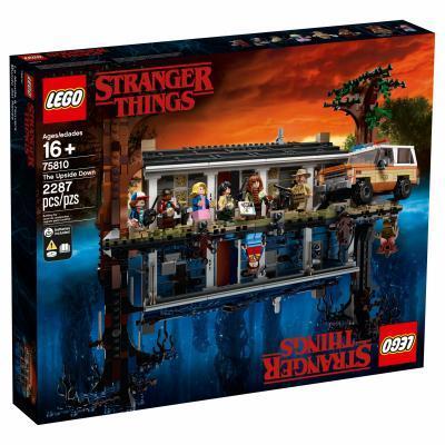Конструктор LEGO Stranger Things 2019 По ту сторону 2287 деталей