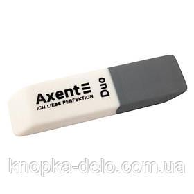 Ластик 1185-А из термопластичной резины. Скошенные края. Штрих-код на ластике. Упаковка: картонный дисплей.