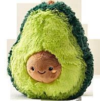 Мягкая игрушка Авокадо Плюшевая 37 см