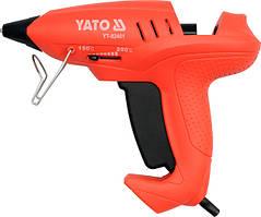 Пістолети термоклейові та стрижні