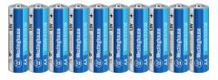 Батарейка Westinghouse Dynamo Alkaline AAA (10шт)