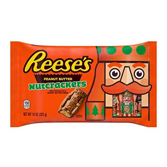 Конфеты Reese's Peanut Butter Nutcrackers 283 g