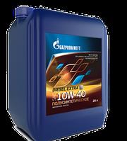 Масла моторные всесезонные универсальные Gazpromneft  Diesel Extra 10W-40, 15W-40, 20W-50