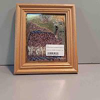 Икона фотопринт в деревянной рамке 13х15 см