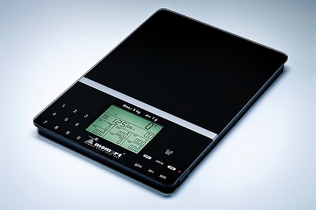 Весы диетологические кухонные