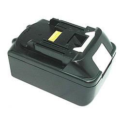 Аккумулятор для шуруповерта Makita 194205-3, 194230-4, BL1830 3.0Ah 18V черный