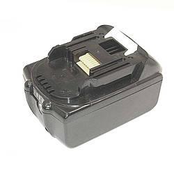 Аккумулятор для шуруповерта Makita BL1830 4.0Ah 18V черный