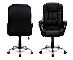 Кресло офисное Home Fest Ambiente черное, фото 3