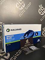 Большая упаковка (200 шт) синих нитриловых качественных перчаток по отличной цене!