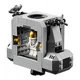 Конструктор LEGO Creator Expert Лунный модуль корабля Апполон 11 НАСА 1087, фото 2