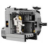 Конструктор LEGO Creator Expert Лунный модуль корабля Апполон 11 НАСА 1087, фото 4
