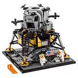 Конструктор LEGO Creator Expert Лунный модуль корабля Апполон 11 НАСА 1087, фото 5