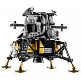 Конструктор LEGO Creator Expert Лунный модуль корабля Апполон 11 НАСА 1087, фото 6