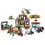 Конструктор LEGO City Міська площа 1517 деталей, фото 2