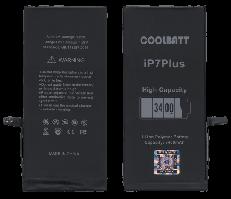 Батарея CoolBatt для iPhone 7 Plus (посилена) 3400mAh