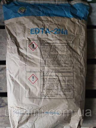 Трилон Б, Динатриевая соль EDTA-2Na 25 кг., фото 2