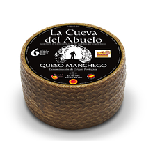 Сыр овечий Манчего 6 мес 50% 3кг La Cueva del Abuelo