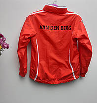 Спортивна куртка дитяча Розмір 110 ( 141-х), фото 2