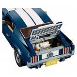 Конструктор LEGO Creator Автомобіль Ford Mustang, фото 9