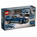 Конструктор LEGO Creator Автомобіль Ford Mustang, фото 10