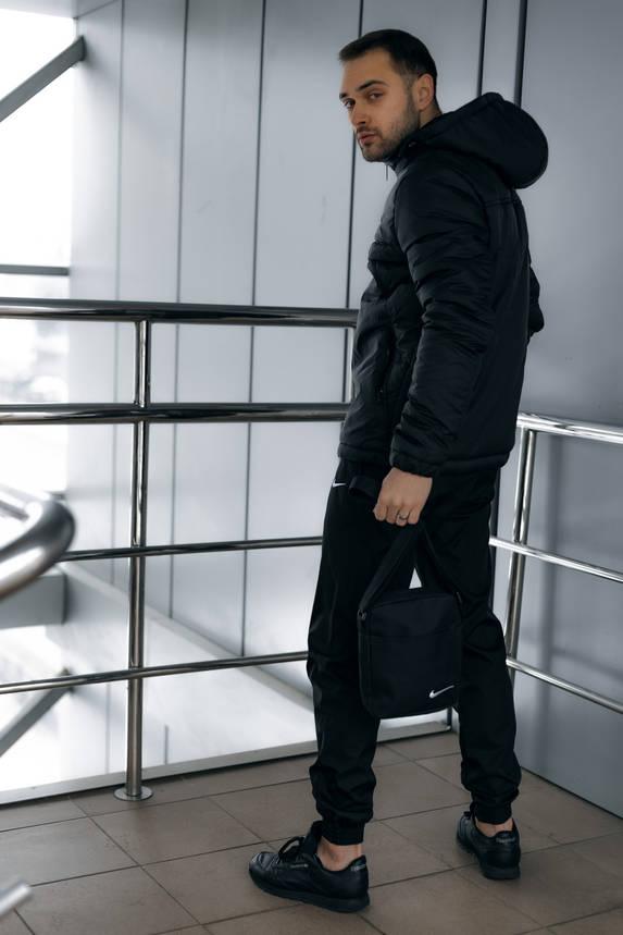 Ветровка Анорак Найк, Nike + Штаны President  + подарок Барсетка, фото 2