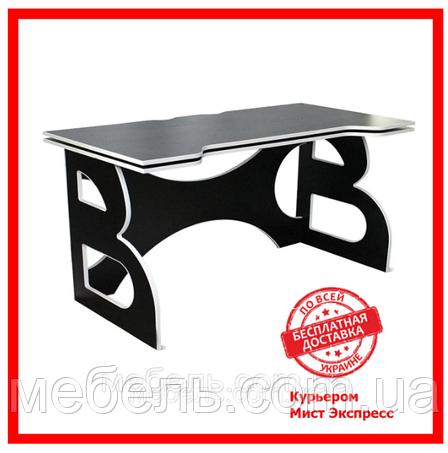 Офисный стол Barsky HG-06 Homework Game White 1400*700, белый, фото 2