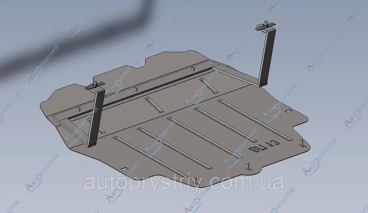Захист двигуна і КПП Volkswagen Passat CC (2008--) 2.0 D, 2.0 i