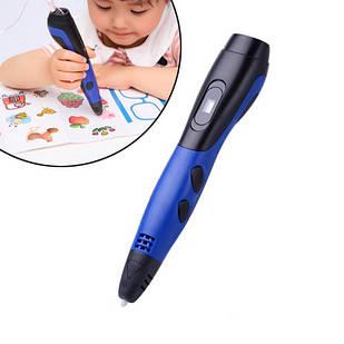 3D-ручка для творчества c OLED-дисплеем USB Air Pen с филаментом, в чехле