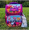 Рюкзак шкільний в 1-3 клас з ортопедичною спинкою для дівчинки Мишки Winner One 2041, фото 6