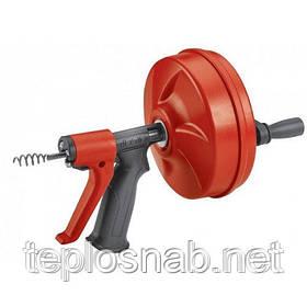 Спираль для прочистки труб Ridgid Power Spin + с автоподачей AUTOFEED