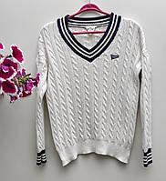 Тепла кофта пуловер Розмір 158 ( 121-х)