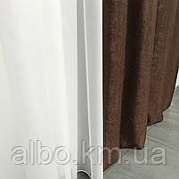 Штори в спальню кімнату квартиру Блекаут, штори блекаут софт для залу спальні кімнати передпокою, красиві штори для спальні кухні, фото 7