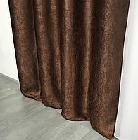 Штори в спальню кімнату квартиру Блекаут, штори блекаут софт для залу спальні кімнати передпокою, красиві штори для спальні кухні, фото 6