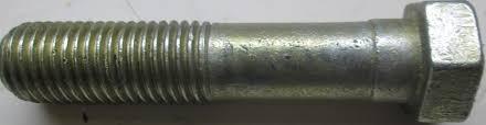 Болт М 20 х 95 х 2,5 крепления кронштейна грузов МТЗ (пр-во МТЗ)   70-4605036-01