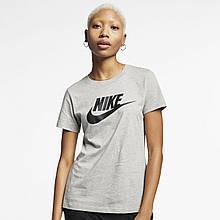 Футболка жіноча Nike Sportswear Essential BV6169-063 Сірий
