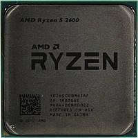 Процессор AMD Ryzen 5 2600 (3.4GHz 16MB 65W AM4) Tray (YD2600BBM6IAF)