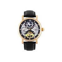 Часы наручные мужские механические Brucke J055 Black-Cuprum