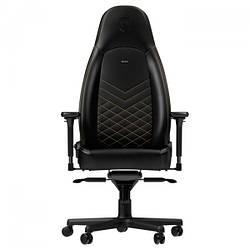 Геймерське крісло Noblechairs ICON Black/Gold